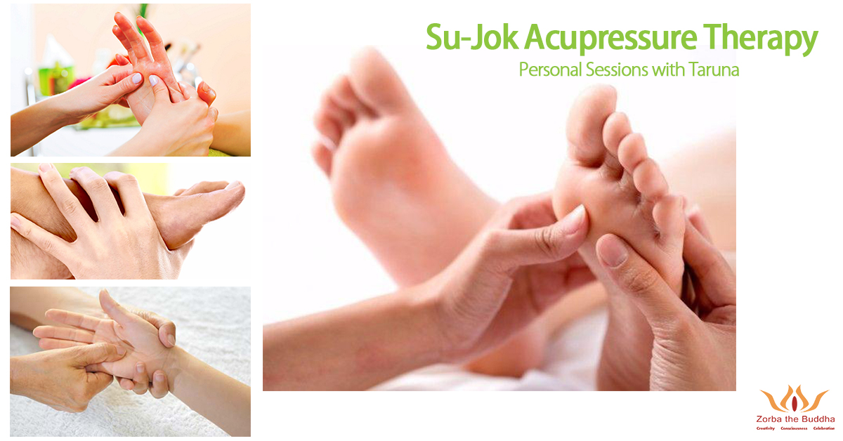 Su-Jok Acupressure Therapy - Zorba The Buddha